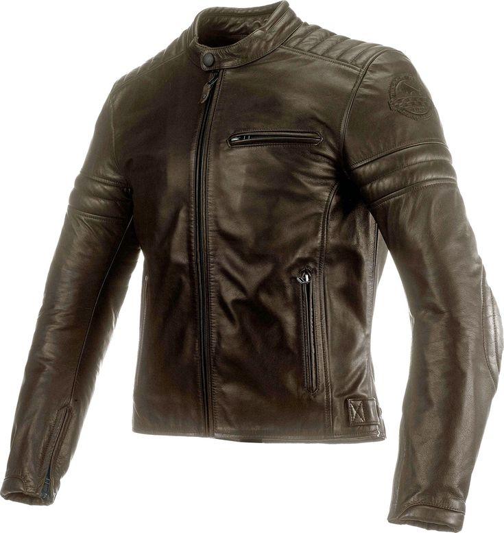 Clover se lance dans l'équipement moto vintage avec ce blouson cuir Bullet Pro