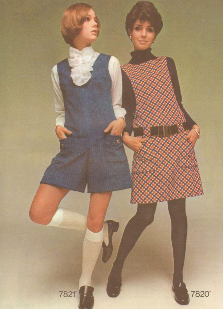 1968 Fashion   1968 Fashion: Part Eight - September 1968 Simplicity Catalog