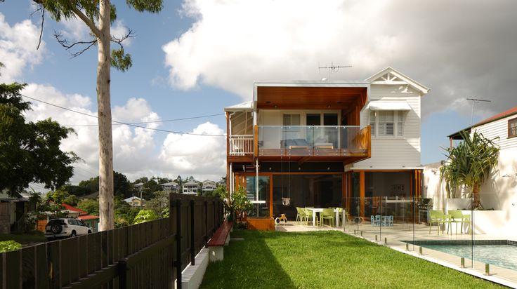 Shaun Lockyer Architects | Brisbane Architects . Residential . Commercial . Interior Design | h i g h g a t e h i l l h o u s e