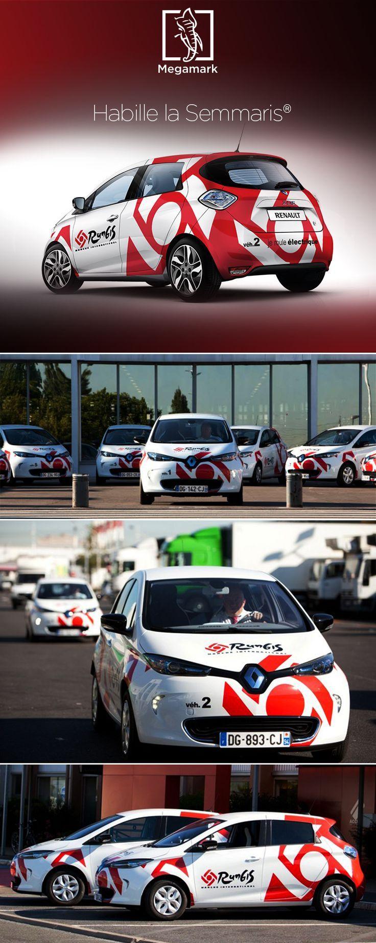 Auto • Rungis, Renault