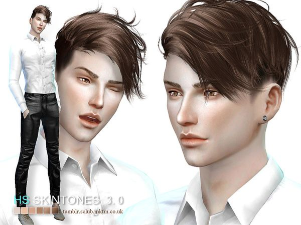3.0 HS skintone all ages by S-Club WMLL at TSR via Sims 4 Updates