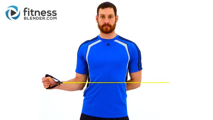 Rotator Cuff Workout - Rotator Cuff Exercises for Injury Prevention
