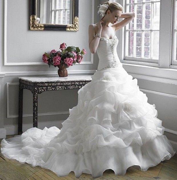 Beautiful Preowned Wedding Dresses