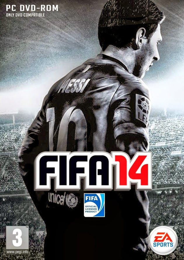 FIFA 14 PC Game Full Version Free Download