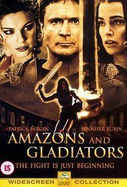 Amazons And Gladiators 2001 Watch Online. A slave dancer is freed from her Roman masters by an Amazon warrior and is trained as an Amazon warrior and seeks vengeance on the ambitious corrupt Roman general who attacked her village and slain her family.