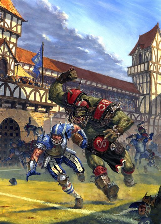 Artwork - Blood Bowl