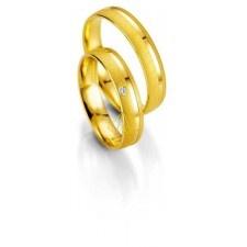 7003-7004  Βερες χρυσο κ14 καρατια με πετρα ζιργκον