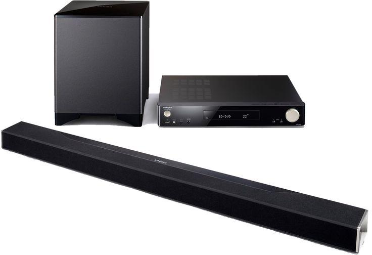 Integra DLB-5 Network surround sound bar system