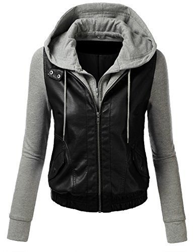 Best 25  Jacket with hoodie ideas only on Pinterest | Winter ...