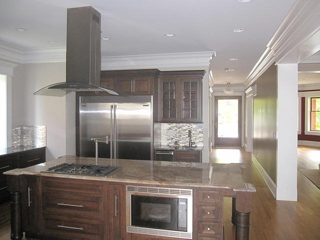 Stove In Kitchen : Stove in Kitchen Island  Spaces  Pinterest