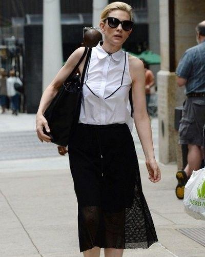 Catherine Élise Blanchett