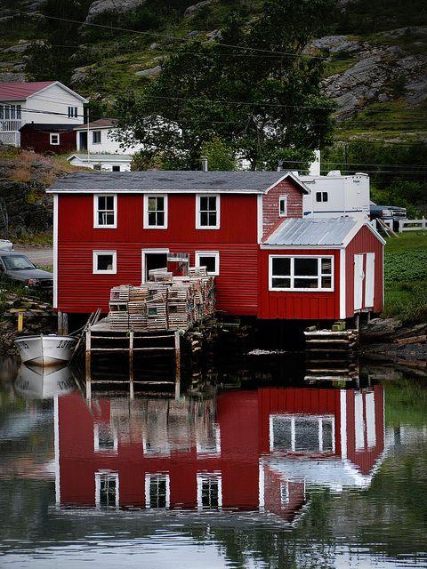 Salvage, Newfoundland <3