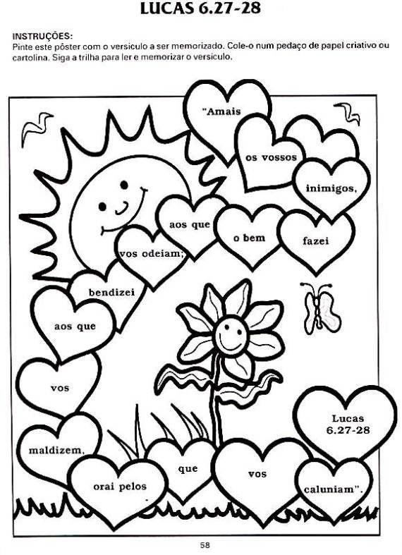 Resultado de imagem para educação infantil atividades biblicas