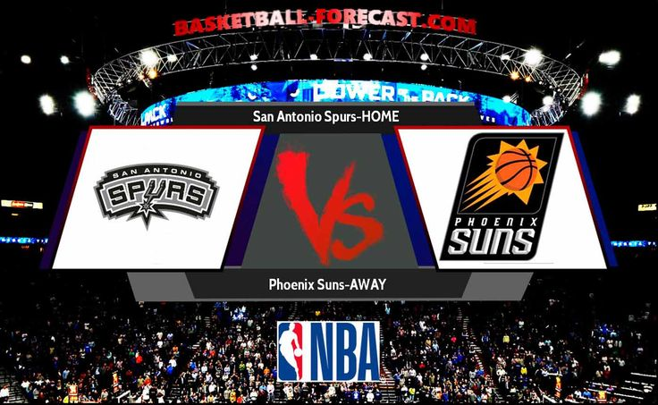 San Antonio Spurs-Phoenix Suns Nov 5 2017 Regular Season Who today will be the winner in this confrontation San Antonio Spurs-Phoenix Suns Nov 5 2017 ? In the past 4 matches at home San Antonio Spurs has won 3 triumphs while In the past 5 performances in an away Phoenix Suns scored 3 checkmates.   #basketball #bet #Danny_Green #Dejounte_Murray #Devin_Booker #Dragan_Bender #forecast #Josh_Jackson #Kyle_Anderson #LaMarcus_Aldridge #Mike_James #Nov_5__2017 #Patty_Mills #Pau_