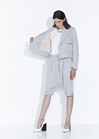 CONCRETE BLAZER - $260.00 : Green Horse, Lifestyle with a conscience