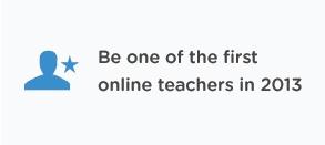 Skillshare - a nice site for teaching or taking online classes