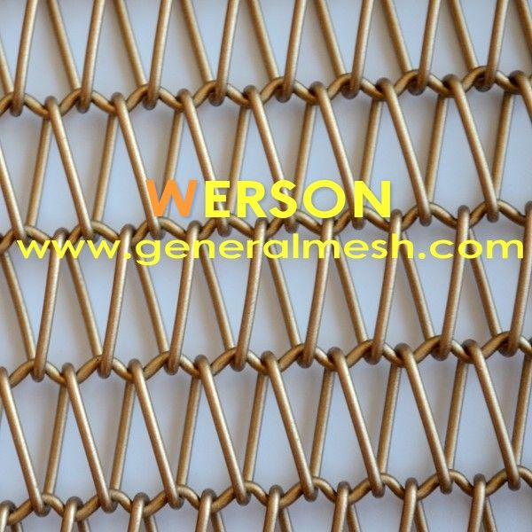 Pin By Werson Woven Mesh On Tessuti Metallici In