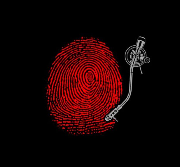 Fingerprint.www.pinterest.com/TheHitman14/music-art-%2B/.  Very meaningful graphic!!!