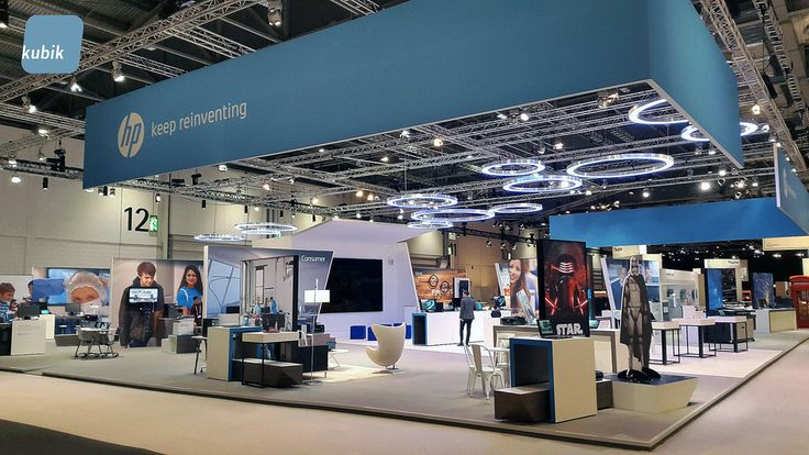 HP Inc. - Discover London
