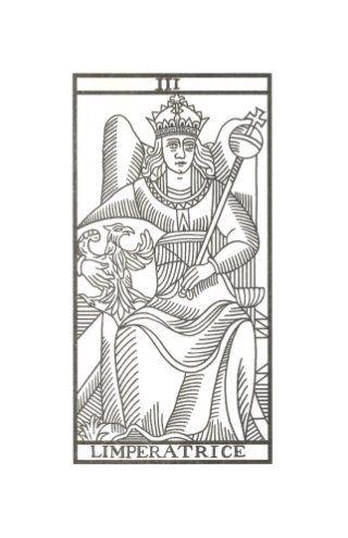 La Emperatriz Tarot de Marsella de Jodowrosky