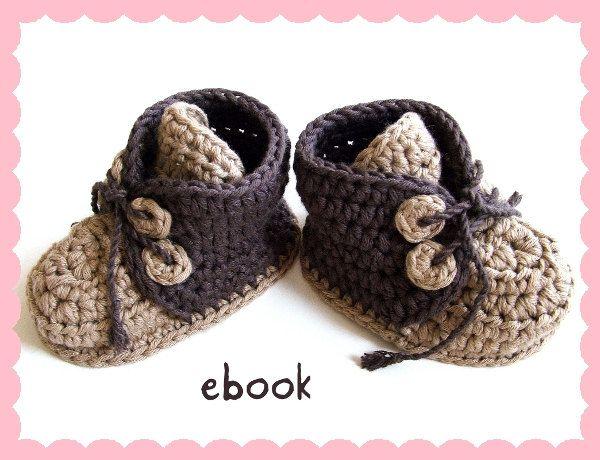 Instant Download Crochet Pattern Brownie von AppleBeePatterns