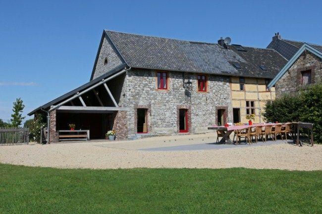 Chez Philippe - Vakantiehuis Gemmenich, Voerstreek 25 pers 1420