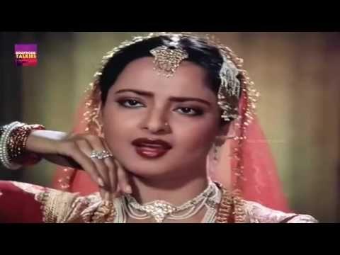 Ghoongru Toot Gaye - Mujra - Sulakshana Pandit - Amjad Khan - Dharam Kanta - Bollywood Songs - YouTube