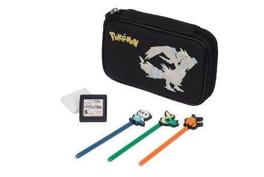 PowerA Pokemon Black White Legendary Kit (Nintendo Ds Lite/Dsi/3Ds)