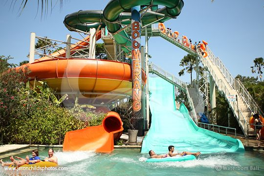 Waterbom Park - for the child in all of us! #zimmermangoesto