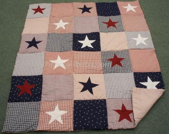 patchwork quilt star: Quilts Stars Lov, Patchwork Quilts, Crafts Hav, Patches Quilts, Crafts Patchwork, Quilts With Stars Appliques, Patchwork Stars, Stars Simple, Appliques Stars