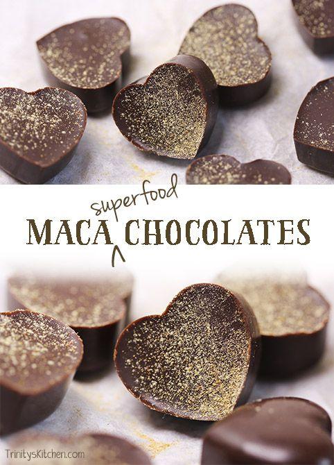 Delicious Maca Chocolate