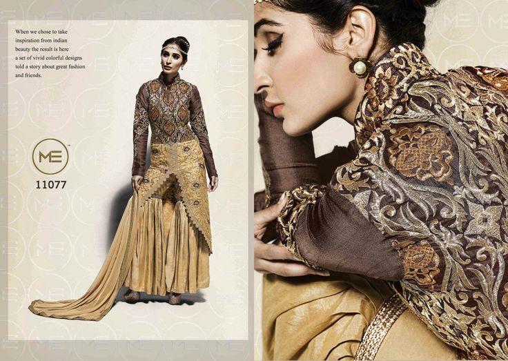 Style is very personal, these salwar suit suits your style. Look fabulous and classy, stylish & different.