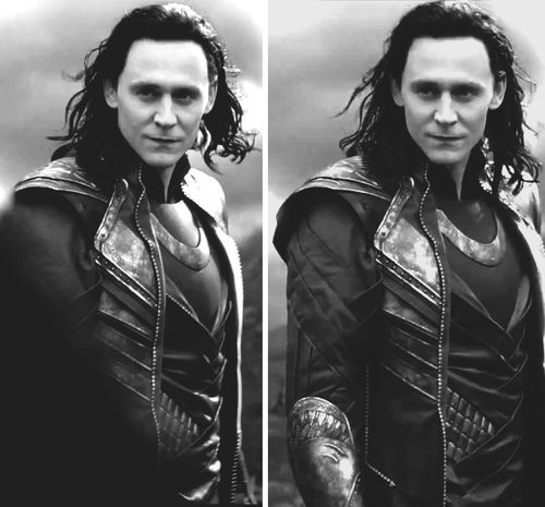 "Loki is honestly much more attractive than Thor. Not because he is the ""bad guy"", but I think his features and smile (or a Tyra Banks puts it, his smize) is a lot more attractive."