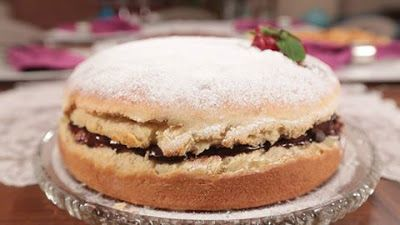 Çay Saati Alman Pastası | Nursel'in Mutfağından Yöresel Yemek Tarifleri