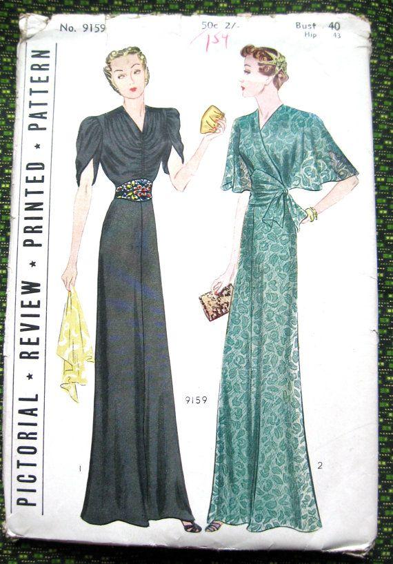 Más de 1000 imágenes sobre vintage clothing styles en Pinterest ...
