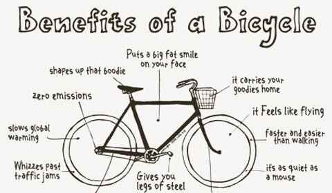 #BENEFITS OF #bicycle By #Relax in #Piazzetta Home holidays on the lake near Rome Trevignano Romano  #Latium  #Ferien
