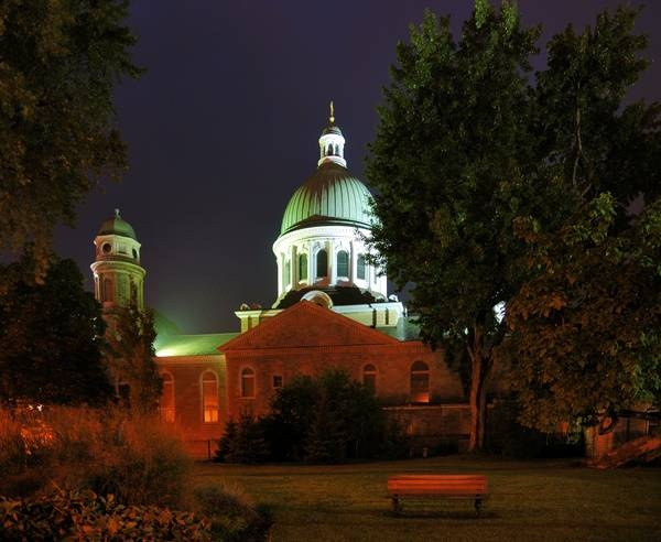 Anglican Journal: Heritage churches on tour at Kingston conference