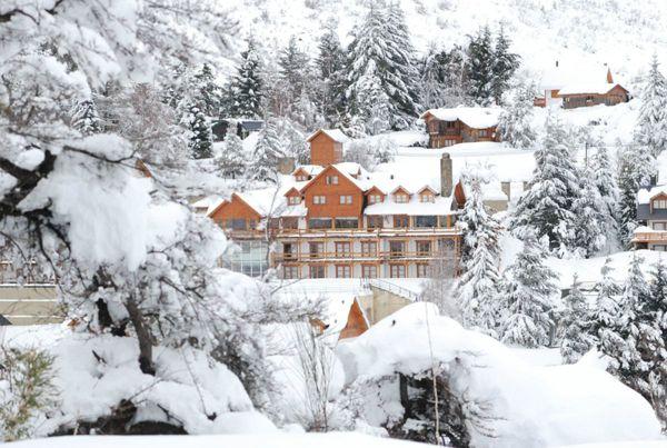 argentina snow - Bariloche