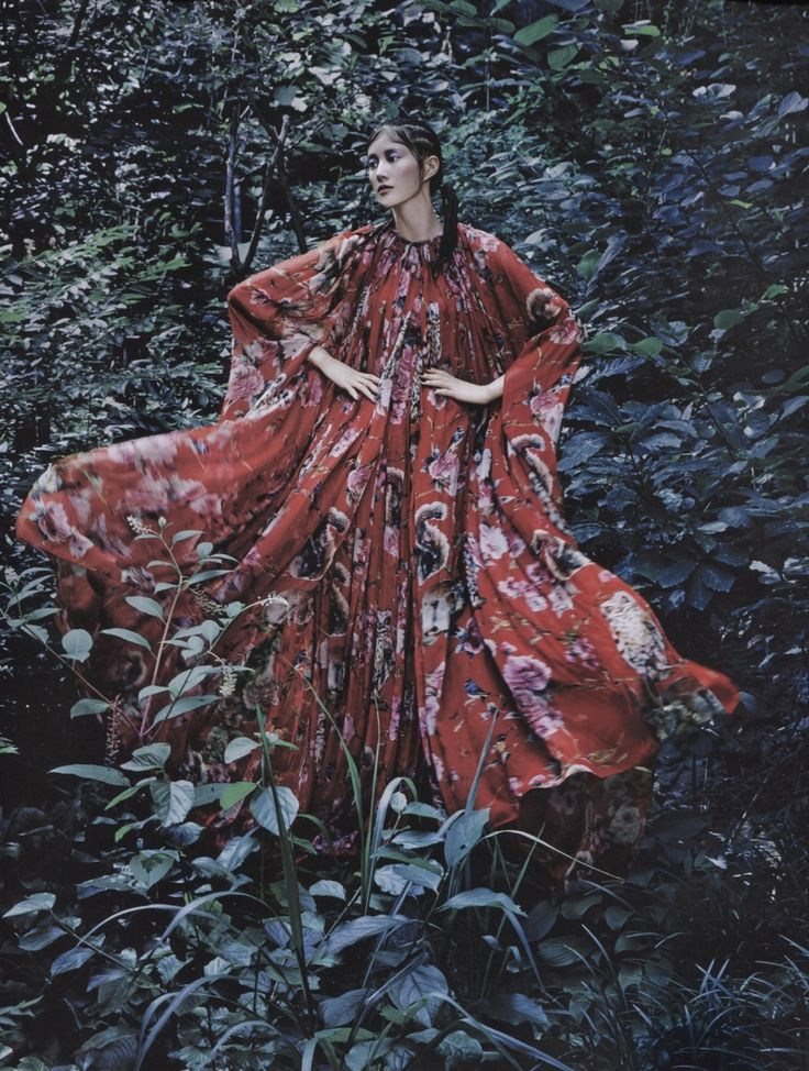 SECRET GARDEN...Vogue Korea
