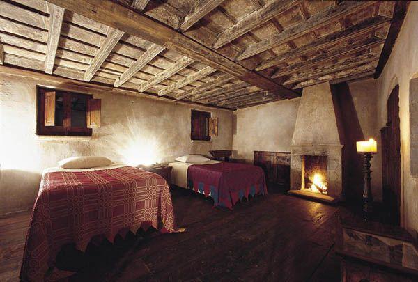 Breathtakingly romantic Sextantio Hotel in Italy