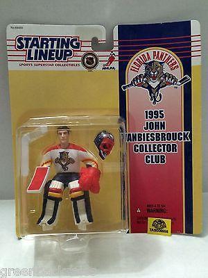 (TAS006556) - Starting Lineup FL Panthers '95 John Vanbiesbrouck Collector Club