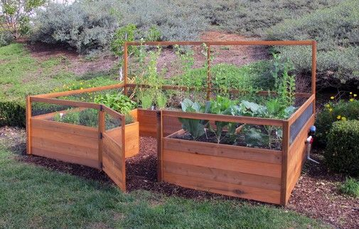 Raised Garden Bed Kits - Complete & Easy Raised Bed Kits