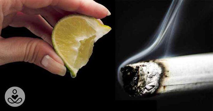 7 Façons naturelles pour mettre fin aux envies de nicotine pour tous ceux qui essaient d'arrêter de fumer