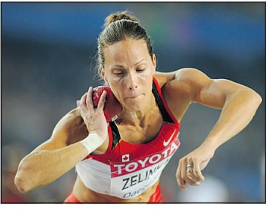 The Olympic heptathlon is off to a great start with Canadian heptathlete Jessica Zelinka logging a personal best in the 100 metre hurdles.  SportExcel is rooting for our girl Jessica as the heptathlon events continue!    www.sportexcel.ca | 877.967.5747