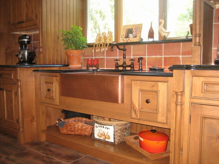 17 best images about copper on pinterest copper coffee for Traditional rustic kitchen