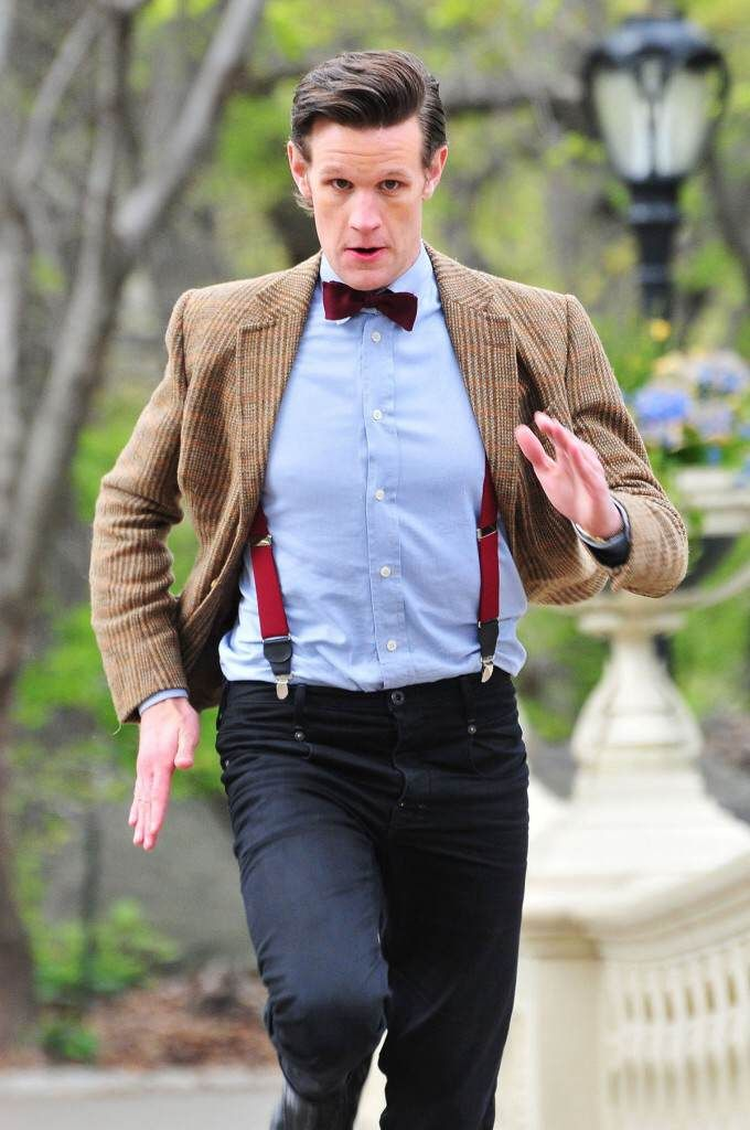 Making My 11th Doctor Costume