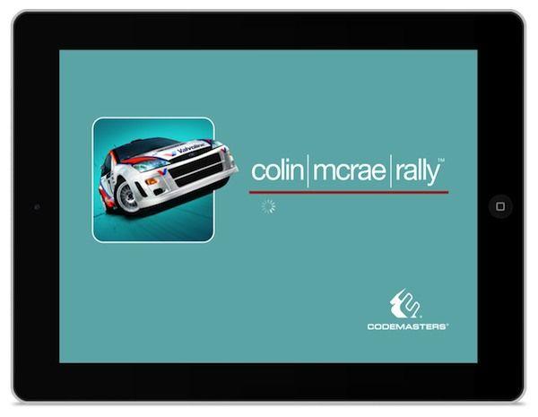 Colin McRae Rally dla iPhone'a i iPada http://myap.pl/eR