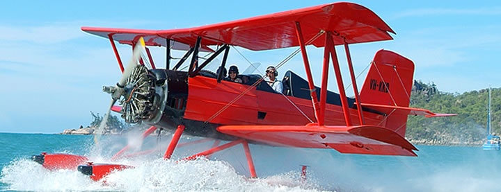 Townsville | Red Baron Seaplanes