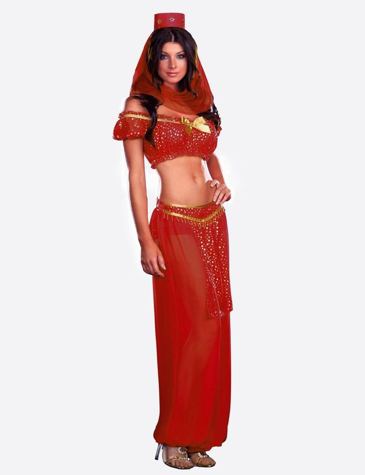 51 best arabian nights costume inspiration images on pinterest princess jasmine hot details about sexy arabian princess jasmine aladdin fancy costumes solutioingenieria Images