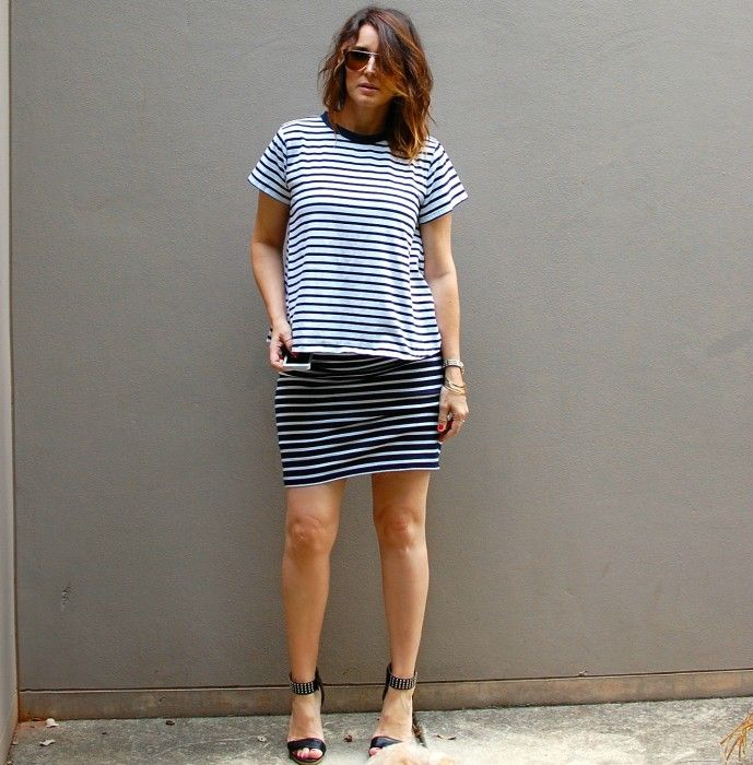 Daily Style: Double Stripes